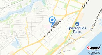 Отделение переливания крови ГУЗ Городская клиническая больница № 4 на карте