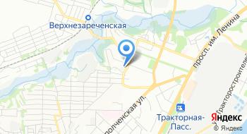 ГУЗ Родильный дом №1 на карте