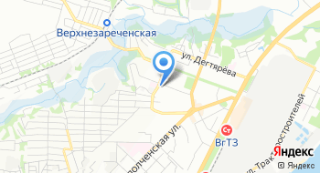 Фгку 1-я Псж 1-й Отряд ФПС по Волгоградской области на карте