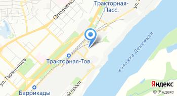 Аквастройкомплект на карте