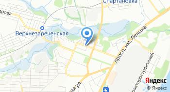 Управление Федеральной Миграционной Службы России по ВО, Тракторозаводского района на карте