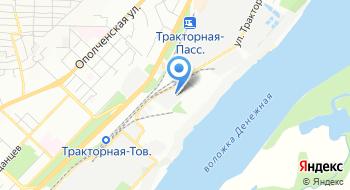Скм на карте