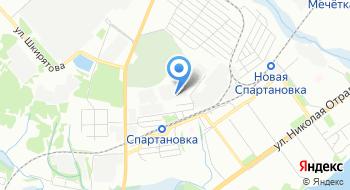 Гидросервис на карте