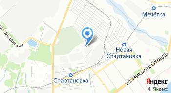 Компания Волга-Сейф на карте
