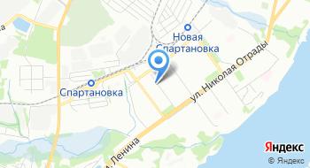 Жилищно-коммунальное Хозяйство Тракторозаводского района Волгограда на карте