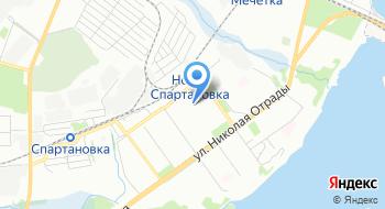 Аварийно-ремонтнный участок Тракторозаводского района на карте