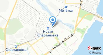 Арлайн на карте