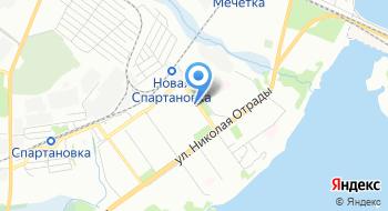 Фабр на карте