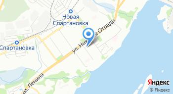 Компания Тисса на карте
