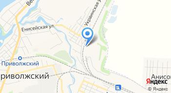 РЖД Эксплуатационное депо Анисовка на карте
