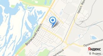 УПП №13 ОП №2 в составе МУ МВД России Энгельсское на карте