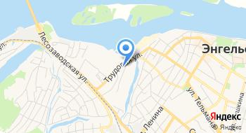 Адвокат Бондаренко Виталий Владимирович на карте