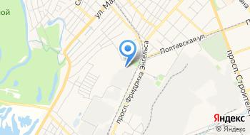 Энгельсский кирпичный завод на карте