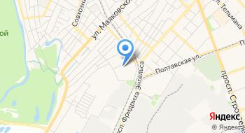 Наркологическая клиника Равновесие на карте
