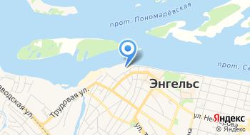 Печатиэнгельс.рф на карте