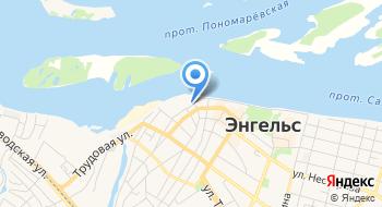 Торгово-офисный центр Республика на карте