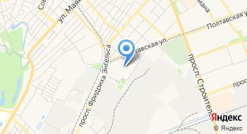 Такси Катюша на карте