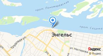 Velodrug.ru на карте