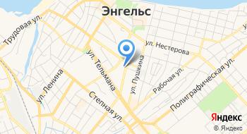 Волга Ривер Хаус на карте