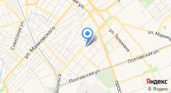Универсальный крытый рынок Покровский на карте
