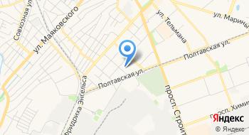 Покровский гуманитарный лицей на карте