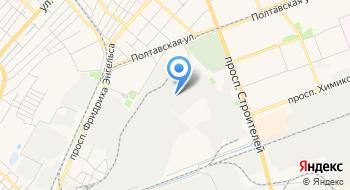 Транспортная компания Форсаж на карте
