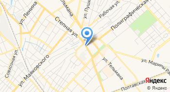Элвис Покровск на карте