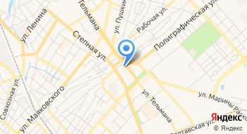 Альфа-Банк. Кредитно-кассовый офис Энгельс на карте