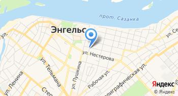 Поволжский кооперативный институт филиал Российского университета кооперации на карте