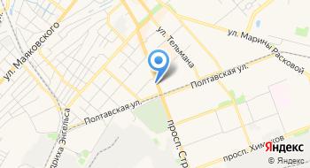 Межрайонная ИФНС России №7 по Саратовской области на карте