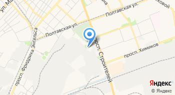 Производственное предприятие Жбк-3 на карте