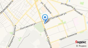 Аптека ФКцентр на карте