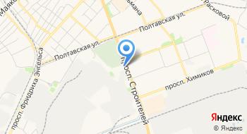 Завод строительных изделий и конструкций Энгельсстрой на карте