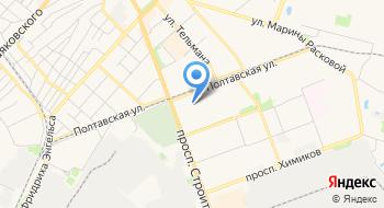 Управление по Саратовской области Федеральной службы по контролю за оборотом наркотиков Энгельсский межрайонный отдел на карте