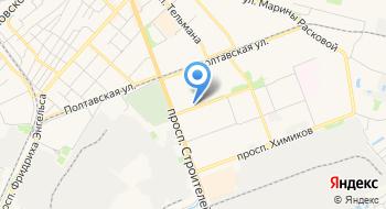 Салон Белорусская обувь на карте