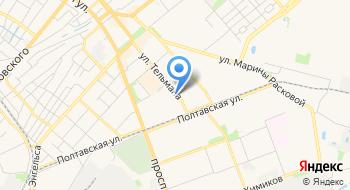 Центр Такси на карте