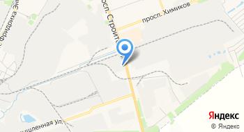 Филиал Хенкель-Рус в г. Энгельсе на карте