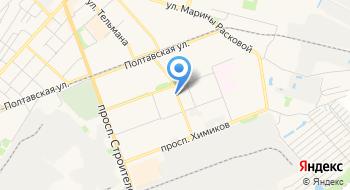 Отделение почтовой связи Энгельс 413116 на карте