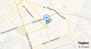 МБУ ЦНТ Дружба на карте