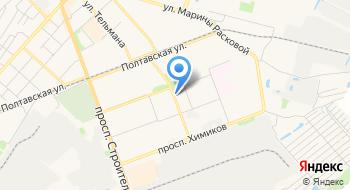 Ломбард Надежный на карте