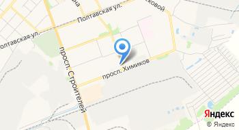 АВК-Авто на карте