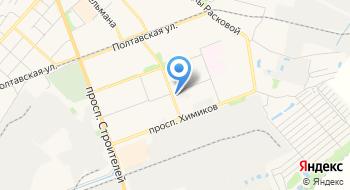 МУЗ Станция скорой медицинской помощи на карте