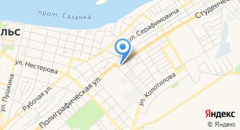 Центр кровли ПОКРОФФ на карте