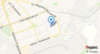Энгельсская Городская Клиническая больница № 1 на карте