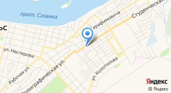 Хостел на Тропах Байкала на карте