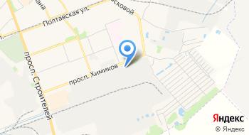 Пейнтбольный клуб Снайпер на карте