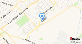 Саратовский Областной Кожно-венерологический Диспансер на карте