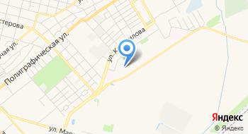 Энгельсское отделение центра государственной инспекции маломерных судов по Саратовской области на карте