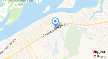 Баня на карте