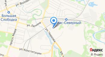 Бош Авто Сервис на карте